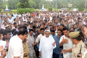 Odisha Chief Minister